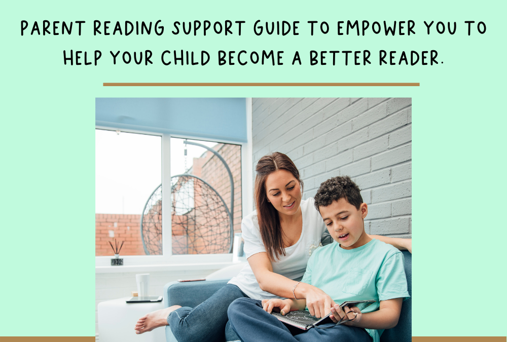 How To Help Your Child To Read